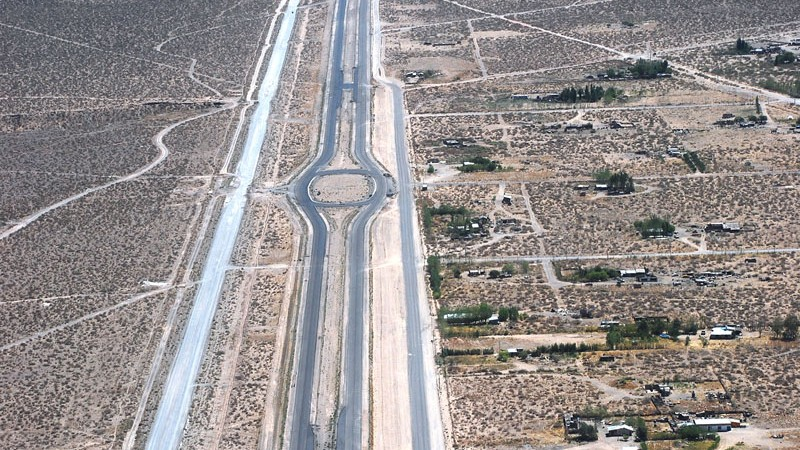 En febrero se habilitará la Autovía Norte
