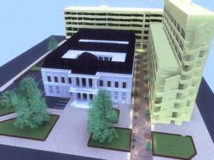 Todo listo para comenzar la construcción del Pasaje Bicentenario