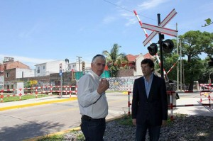 Anuncian la construcción de dos túneles en San Isidro