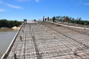 Adjudican la obra del puente sobre el Arroyo Chajarí