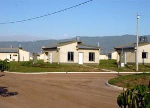 En 90 días estarán listas las viviendas del 46 Viviendas