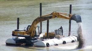 Dragado del Río Saldado ($ 1.600 millones) – 6 empresas participan de la licitaicón