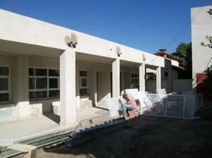 Se construye un nuevo edificio para la Escuela de Educación Técnica de Embarcación