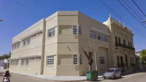Se inauguraron obras en la escuela técnica Nº 2 de Gualeguay
