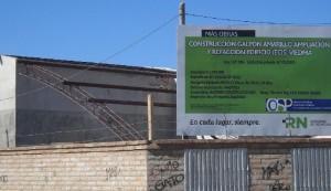 Baszkir avanza en la reconstrucción del «Galpón Amarillo» en Viedma