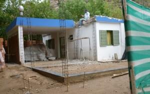 El gobierno provincial ejecuta tres importantes obras en el Hospital Eleazar Herrera Motta