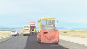 Con fondos de Nación, concluyó la obra de pavimentación de acceso a Río Pico