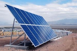 Firman el convenio para la construcción del Parque Fotovoltaico en Villa Unión