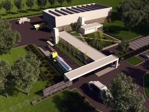 La planta de tratamiento de residuos estará lista en julio