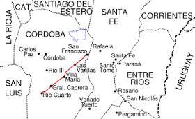 RUTA NACIONAL 158  TRAMO SAN FRANCISCO – LAS VARILLAS – CORDOBA. OBRAS POR 150 MILLONES DE PESOS