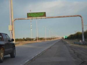 Avanza la repavimentación de la traza de asfalto de la ruta 7