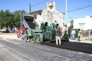 Vialidad concluyó la obra estructural para el asfaltado del acceso a Santa Rosa