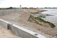 El Gobierno invertirá 8 millones de pesos para construir la protección costera de Playa Unión