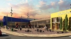 Invierten 42 millones de pesos para construir el Centro de Encuentro de la zona norte de Madryn
