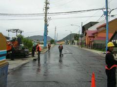 Corte total en Avenida Almafuerte por la obra de reconstrucción y ampliación