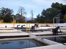 Enrique Sanandres Rivas se preadjudico más de $63 Millones para el Plan Director de agua potable de Cinco Saltos