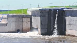 Techint, Cristóbal López y Roggio compiten por una obra clave contra las inundaciones u$s 250 Millones