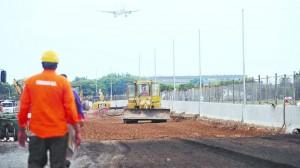 La extensión de la autopista Illia estará lista para junio