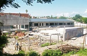 Presentaron ofertas, Obras y Servicios SRL , Inarco SA y  Balent Eduardo Oscar. Para el Centro de Salud de Trenel – La Pampa Presupuesto $3 Millones