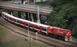 Proponen conectar a través de un tren Aeroparque con Retiro