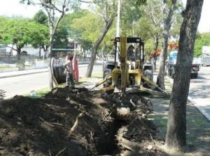 Se conocieron las ofertas de Haidar y Bauza para el tendido de redes subterráneas en la capital santafesina