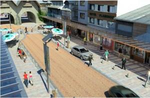 Reactivan el proyecto de modernización de calle Mitre – Bariloche – Rio Negro U$S 9 Millones