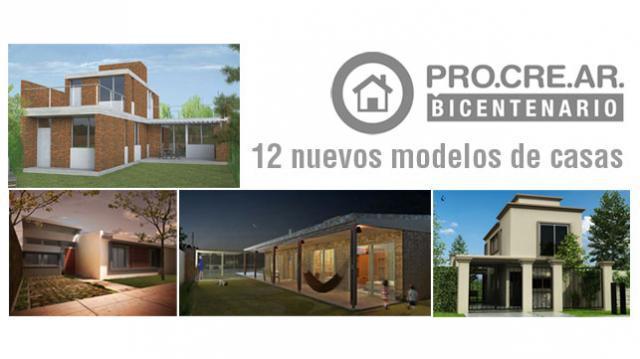 Procrear dispone de 12 nuevos modelos de viviendas - Paginas de viviendas ...
