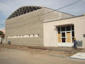 Construccion de SUM en Alta Italia – La Pampa – 4 Ofertas – $8 Millones