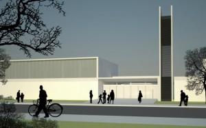 Adjudicaron a Dinale S.A. la construcción de la Escuela Primaria de la Zona Cero en la ciudad de Rosario por $ 20,8 Millones