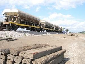 Obra Ferroviaria en Santa Fe para conectar tren y puerto