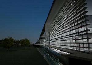 Construcción del nuevo edificio sede del Poder Legislativo de la Provincia del Chaco 1ª Etapa $70 Millones