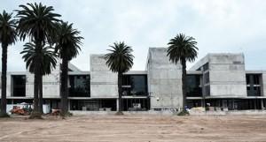Tres ofertas para la última etapa del Centro de Justicia Penal de Rosario. $180 Millones