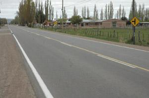Nueve ofertas para la reconstrucción de un tramo de la Ruta 91. $100/140 Millones.