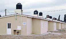 Se rubricaron contratos para construir 263 nuevas viviendas en 10 municipios entrerrianos