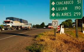 Cuatro Ofertas para la Autovia Ruta Nacional N°7 Km291/258 $587 Millones
