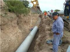 Ofertas para el Sistema de desagües cloacales para los Dptos de Fray Mamerto Esquiu y Valle Viejo. $407 Millones