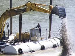 2 Ofertas para el Dragado de 1.000.000 M3 Efectivos en el Interior del Puerto de Buenos Aires $107 Millones
