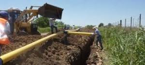 Licitan el gasoducto que abastecerá a ocho localidades del sur de la Provincia de Santa Fe $150 Millones