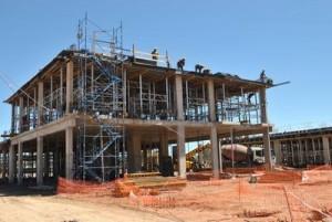Avanza la obra del nuevo Hospital Provincial de Alta Complejidad – Santa Rosa La Pampa – $335 Millones