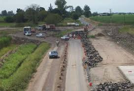 Se presentaron Seis ofertas para la Malla 505 Obras de Recuperación y Mantenimiento de la Ruta Nacional Nº 81 de la Dirección Nacional de Vialidad. $235 Millones