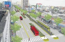 Seis ofertas para construir el metrobús de la avenida San Martín $72 Millones