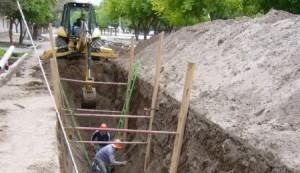 La Plata: prevén realizar 30 obras hídricas en distintos barrios $112 Millones