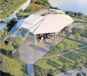 Teximco y DAL Construcciones avanzan con la obra Estadio Parque Roca $103 Millones
