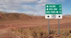 Tres Ofertas para la Nueva Traza Ruta Nacional 40 Jujuy $203 Millones