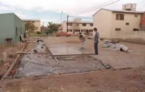 Se licitó la construcción de un playón deportivo para Hernandarias