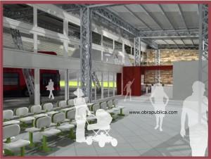 Licitaron la Nueva Terminal de Ómnibus de Machagai – Chaco . 4 ofertas – $20 Millones