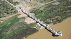 Acueducto Reconquista: Cinco ofertas para el tercer frente de trabajo $353 Millones