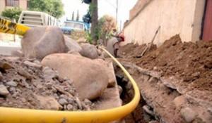 Liceo Norte / EERR. Cuatro empresas ofertaron para la obra de gas natural. $7,6 Millones