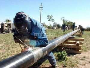 Tres ofertas para las obras del Gasoducto Sur  $151 Millones