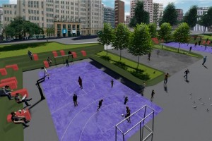 Así quedará la plaza Houssay – Buenos Aires $12,5 Millones